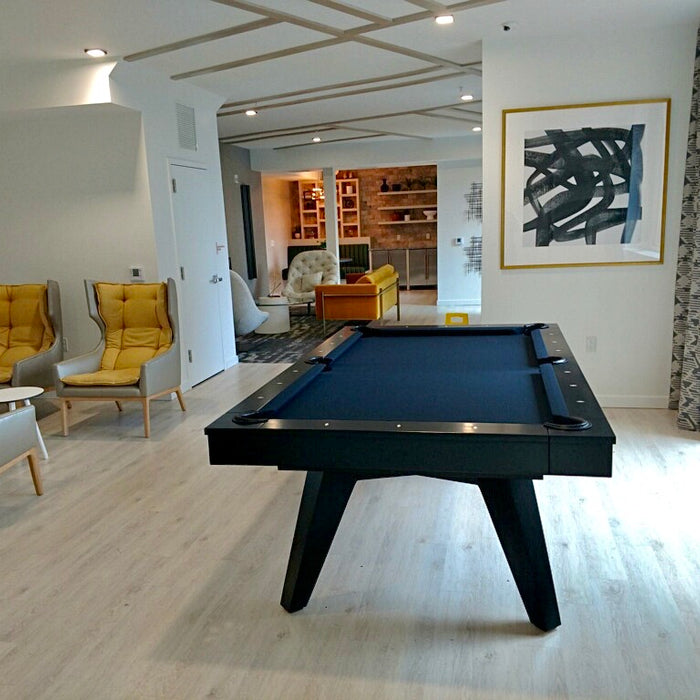 California House Austin Pool Table installed in Washington DC