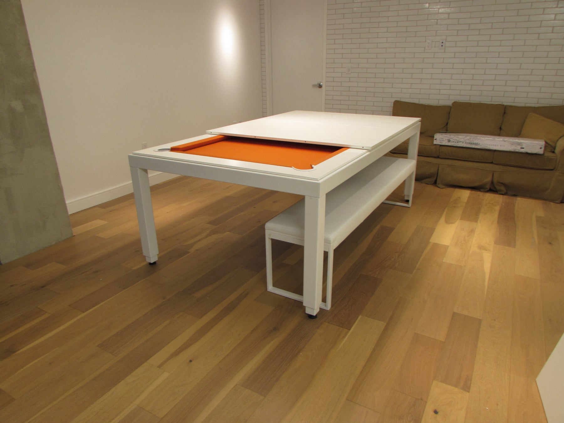 Aramith Fusion Dining Pool Table Installed in Washington DC