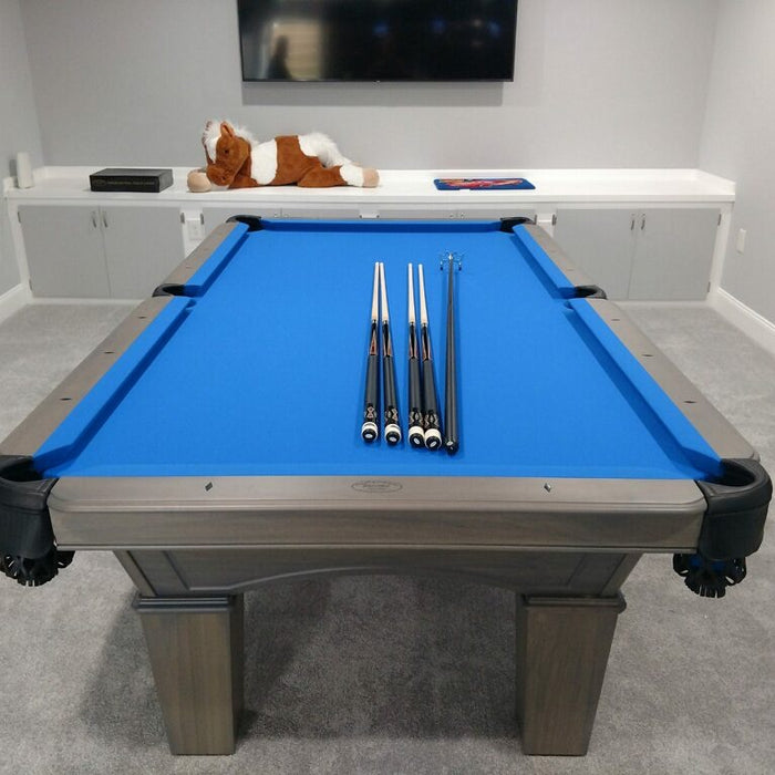 Olhausen Grace Pool Table installed in Purcellville Virginia