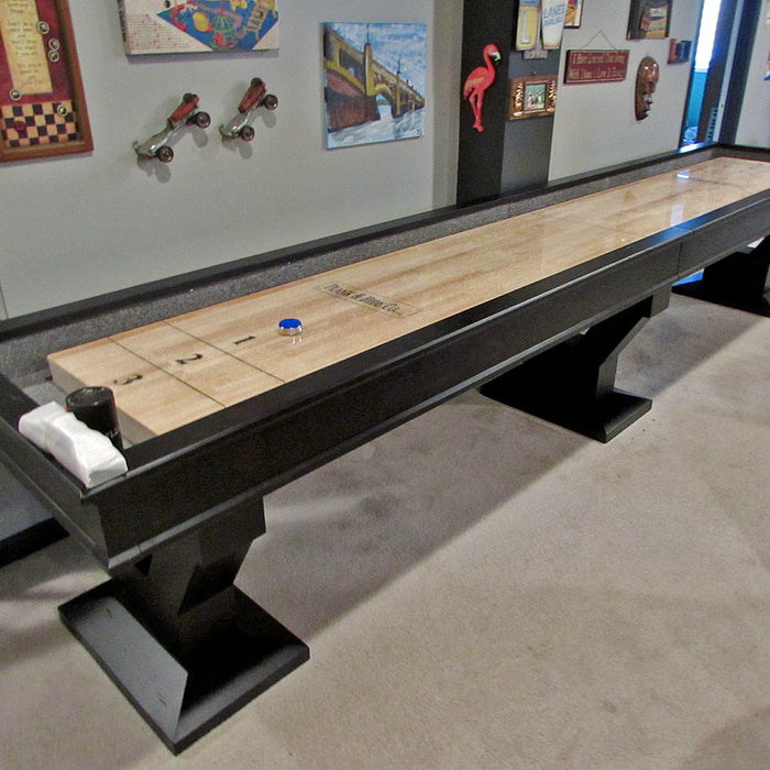 Plank and Hide Shuffleboard delivered to Mount Airy Maryland