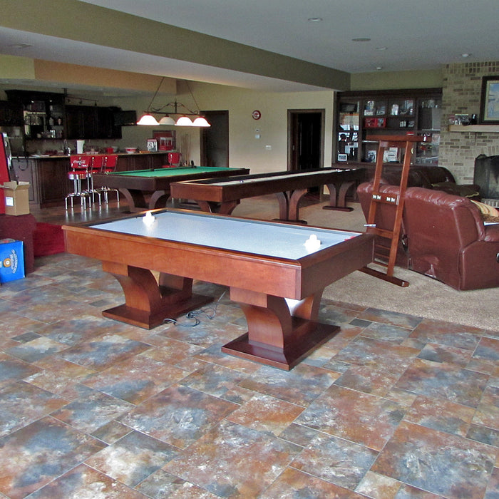Olhuasen Game Room delivered to Thurmont Maryland