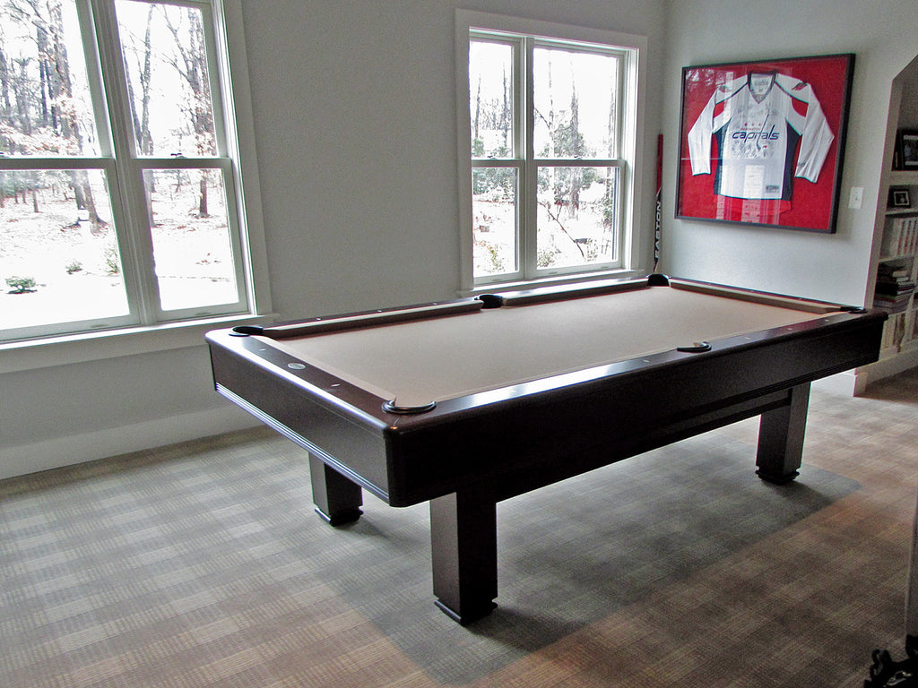 Olhausen Nicholas Pool Table in Alexandria Virginia