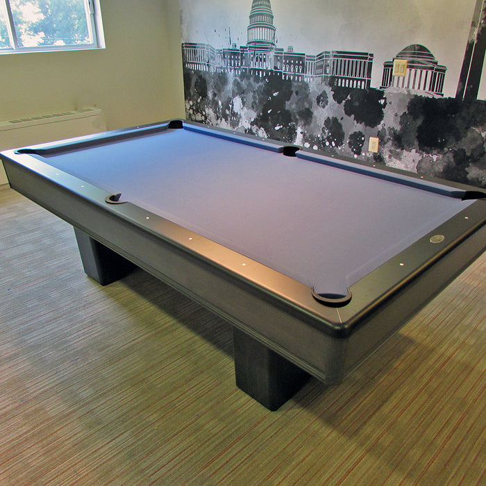 Olhausen York Pool Table installed in Falls Church Virginia