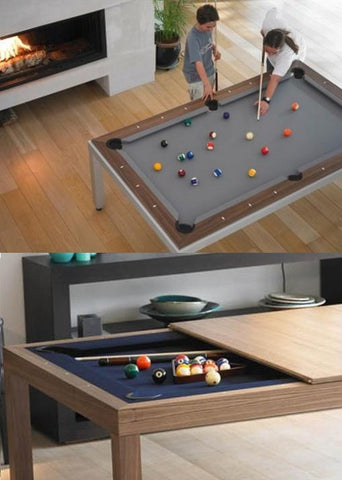 Aramith Fusion 7 Dining Pool Table Review Robbies