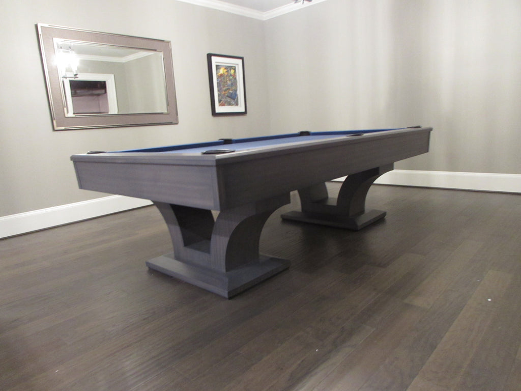 olhausen alexandria pool table matte smoke main