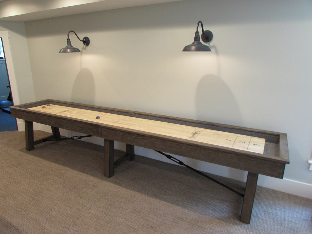 plank and hide isaac shuffleboard tabel vienna virginia