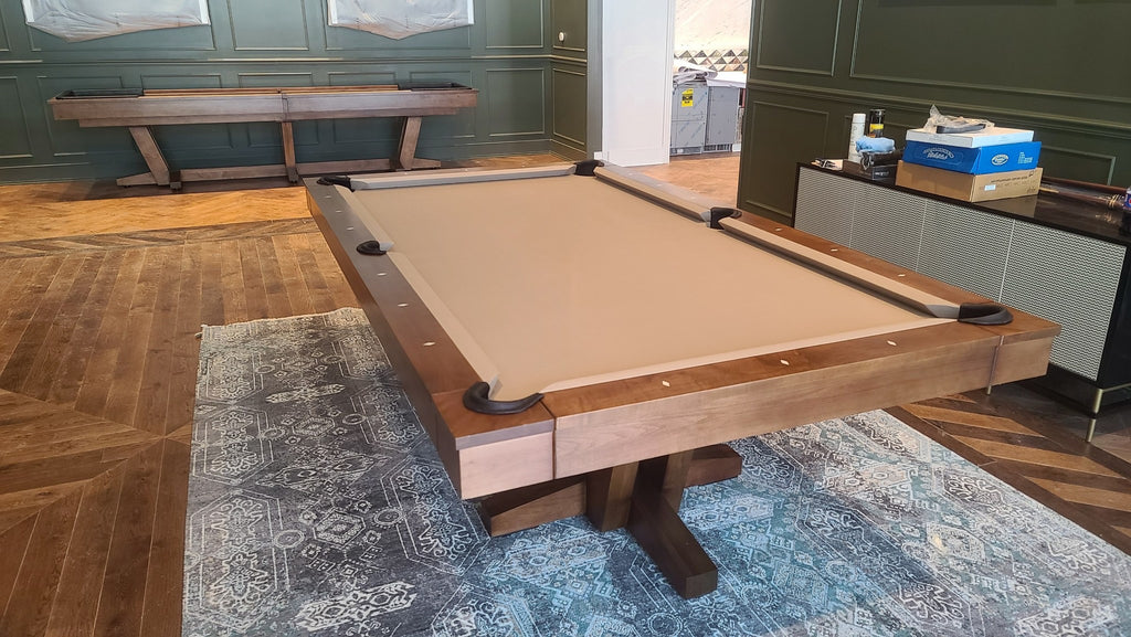 petaluma pool table washington DC end