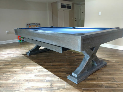 Olhausen Tustin pool table bethesda maryland side