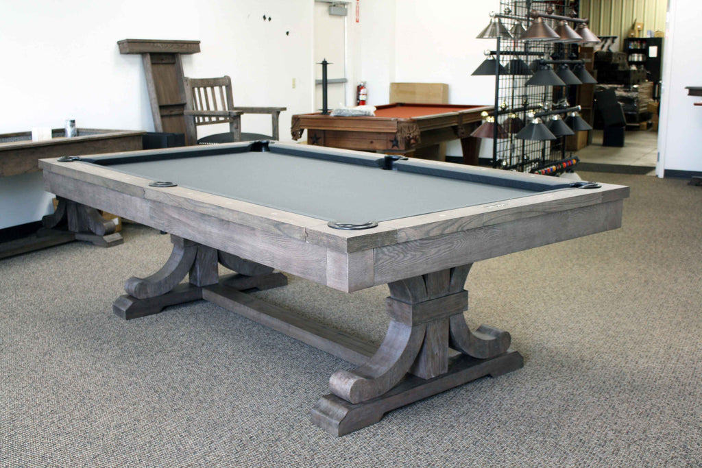 presidential carmel pool table