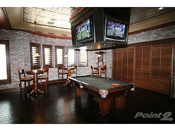 Man Cave Billiard Room : Six must haves for the modern man cave custom home builder i
