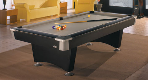 Best Pool Tables For Vacation Homes Robbies Billiards - Black top pool table