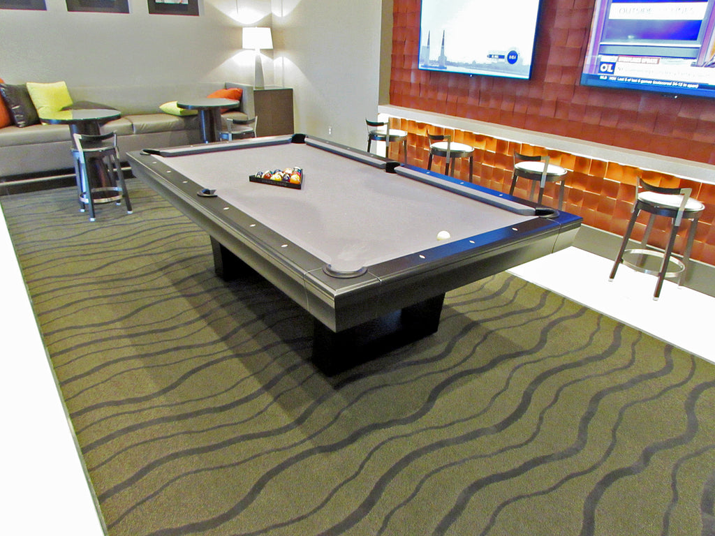 California House City Pool Table Installed In Rockville Maryland - Pool table stores in maryland