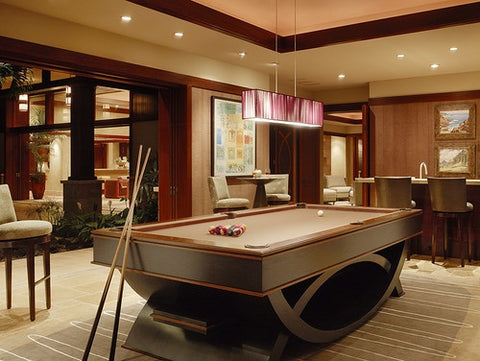#5 The Infinity By Adler. Another Pool Table ...