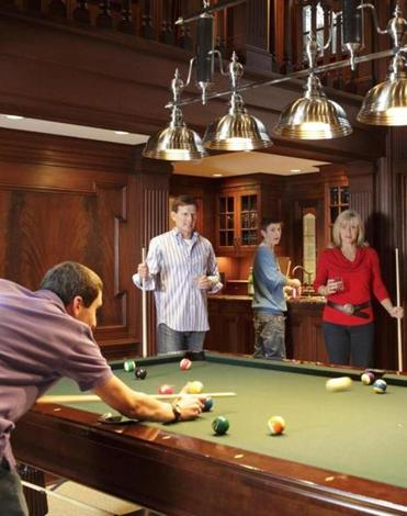 Game room ideas for kids robbies billiards - Family game room ideas ...