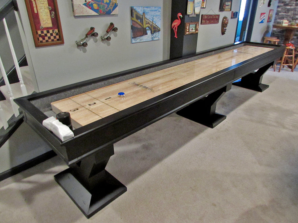 ... Plank And Hide Gaston Shuffleboard Table Mount Airy Maryland ...