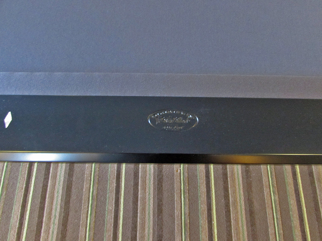 olhausen alexandria pool table rail detail