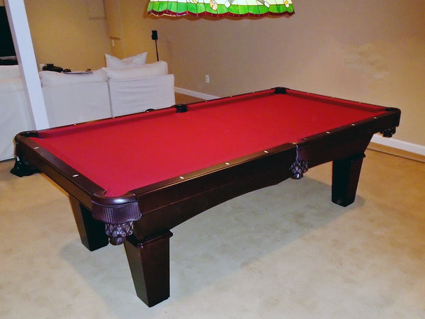 Olhausen Grace Pool Table Delivered To Gaithersburg Maryland - Pool table retailers near me