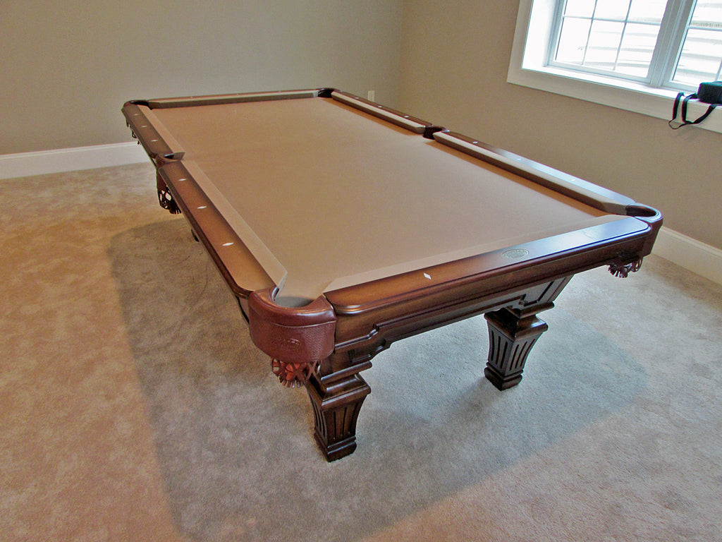 olhausen hampton pool table heritage mahogany maryland