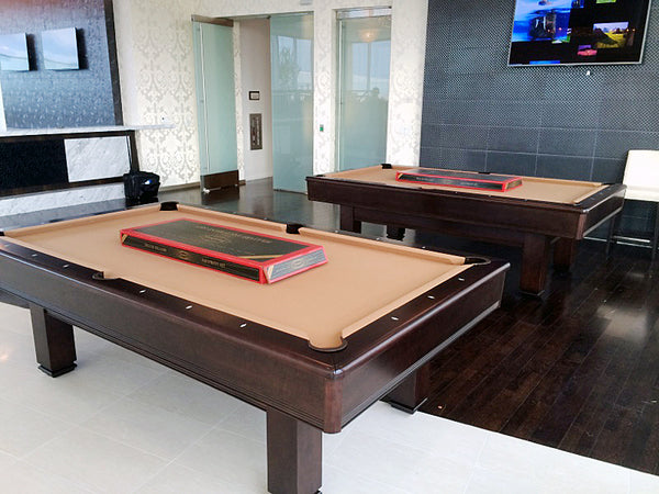 Olhausen Nicholas Pool Table Installed Robbies Billiards - Pool table wanted
