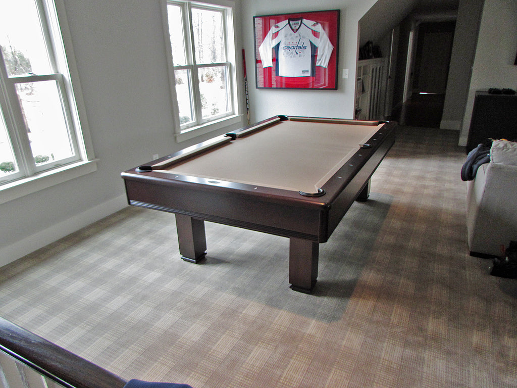 olhausen nicholas pool table alexandria virginia