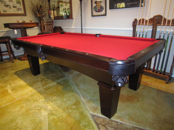 Brunswick Vs Olhausen Pool Tables Part Robbies Billiards - Brunswick sherwood pool table