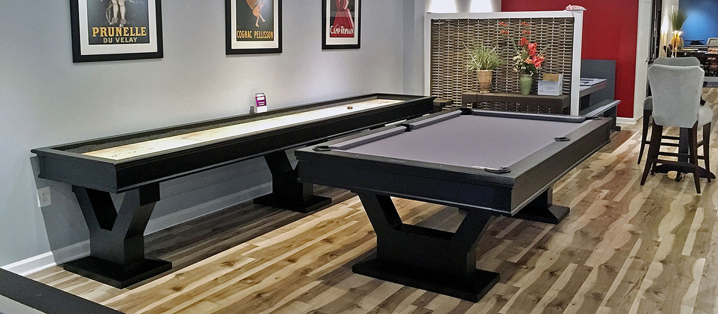 Pool Table & Game Room Experts