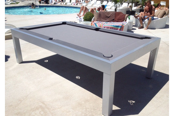 Storm outdoor pool table resort pool