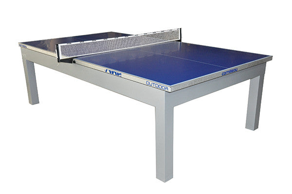 Storm outdoor pool table ping pong top