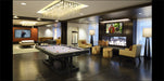 Canada Billiard Maze Pool Table room