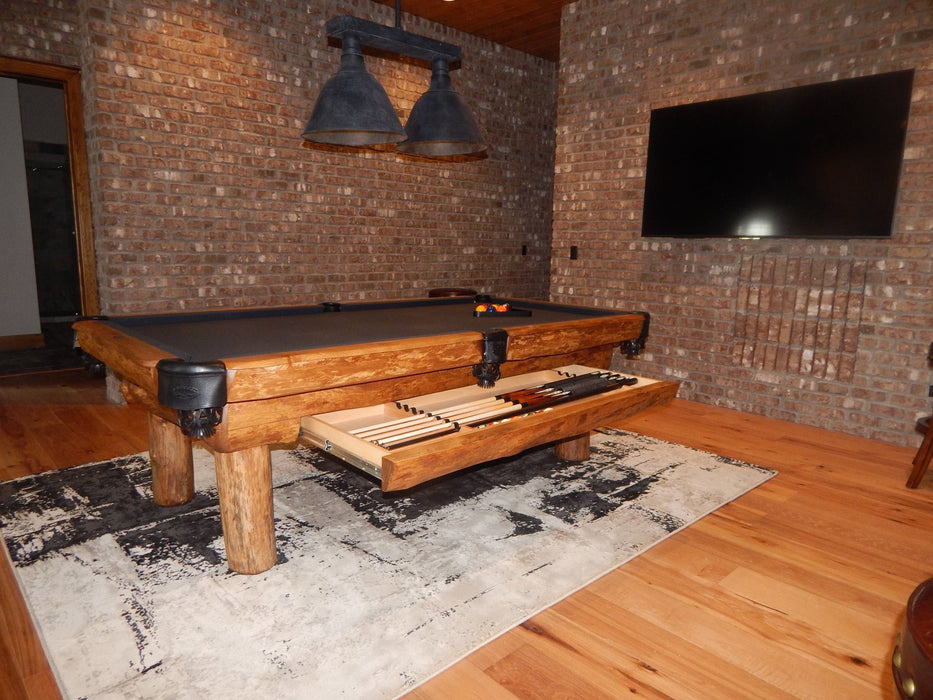 Olhausen Ponderosa Pool Table cabin
