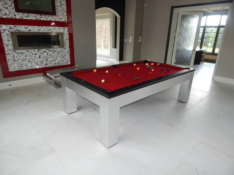 olhausen madison pool table aluminum residence