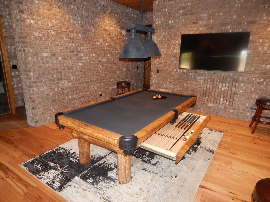 Olhausen Ponderosa Pool Table cabin 2
