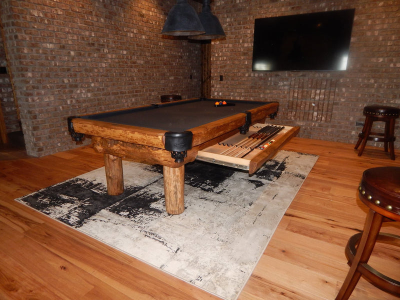 Olhausen Ponderosa Pool Table cabin 3