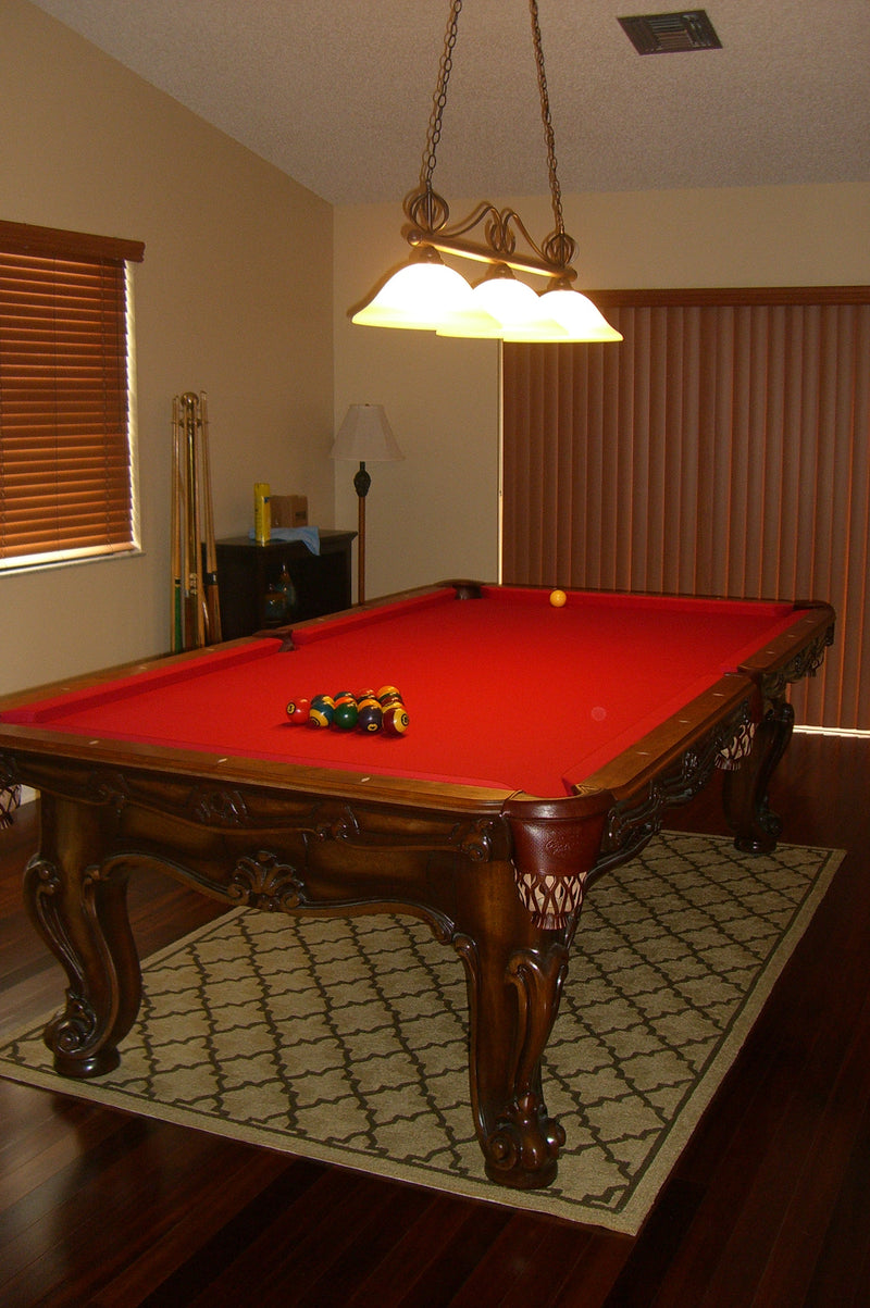 olhausen cavalier II pool table in room3