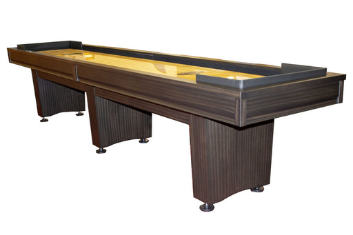 Olhausen York Shuffleboard Charcoal Finish 2019