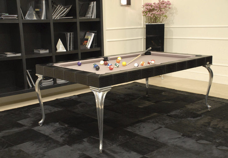 Class Dining Pool Table room