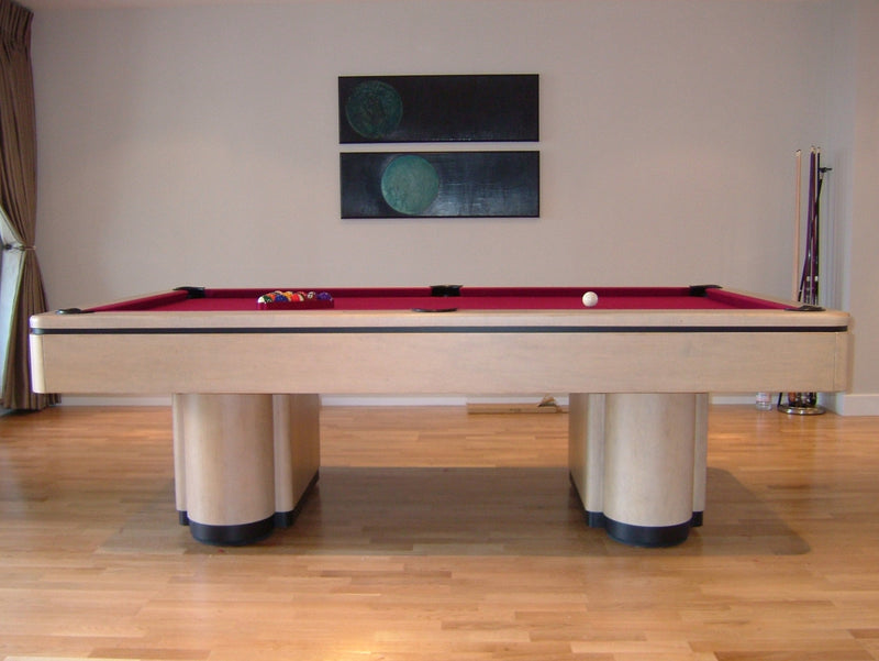 Olhausen Plaza Pool Table natural maple