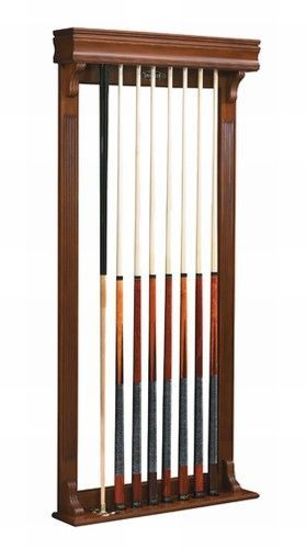 Brunswick Traditional Wall Rack Robbies Billiards