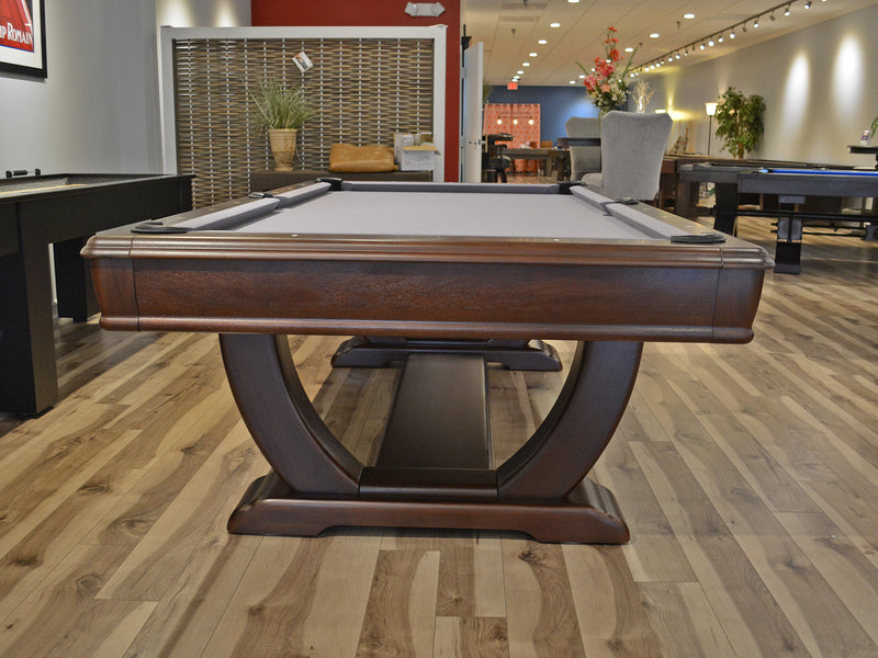Brunswick-de-soto-pool-table-showroom-leg