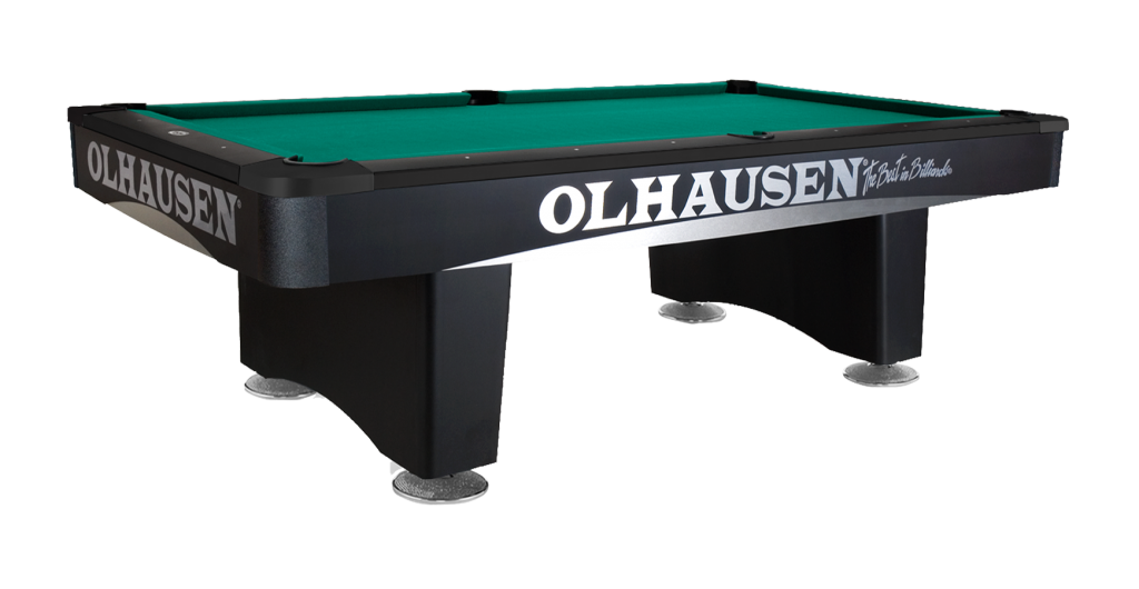 Olhausen Grand Champion III Pool Table 2020 version