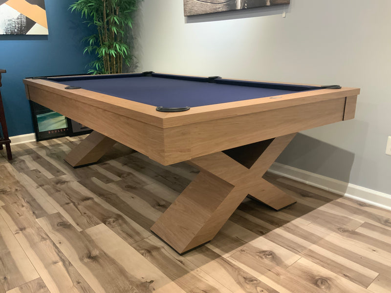 Olhausen encore pool table walnut2