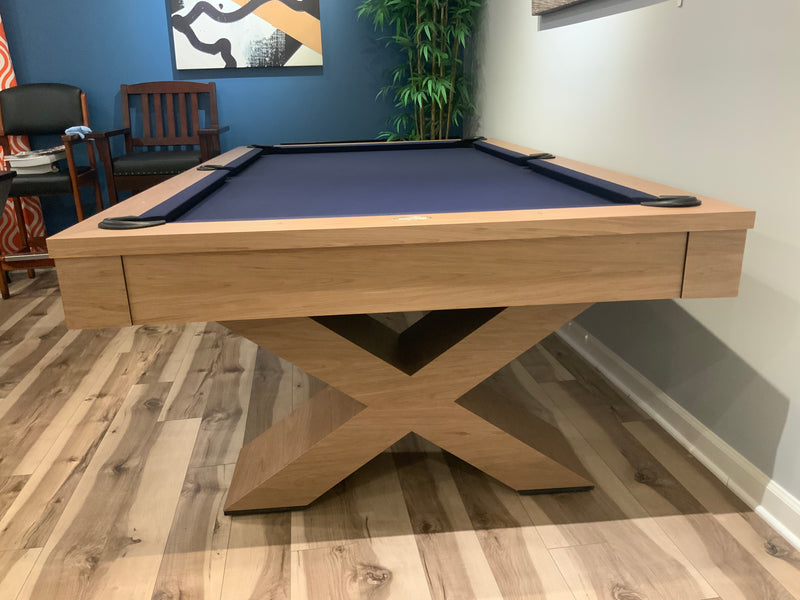 Olhausen encore pool table walnut end