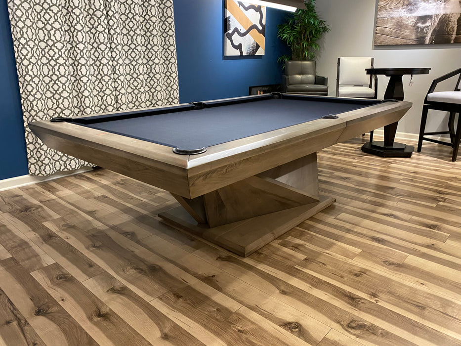 California House Origami Pool Table