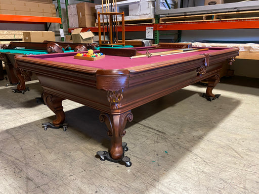 Olhausen seville pool table 9'