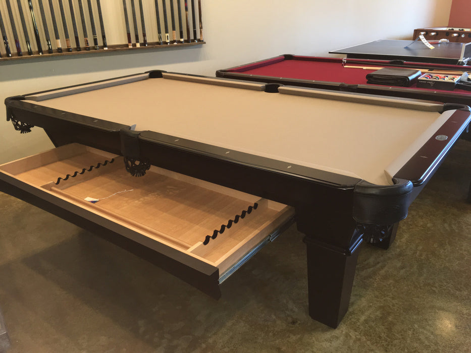 Olhausen Annabelle Pool Table drawer