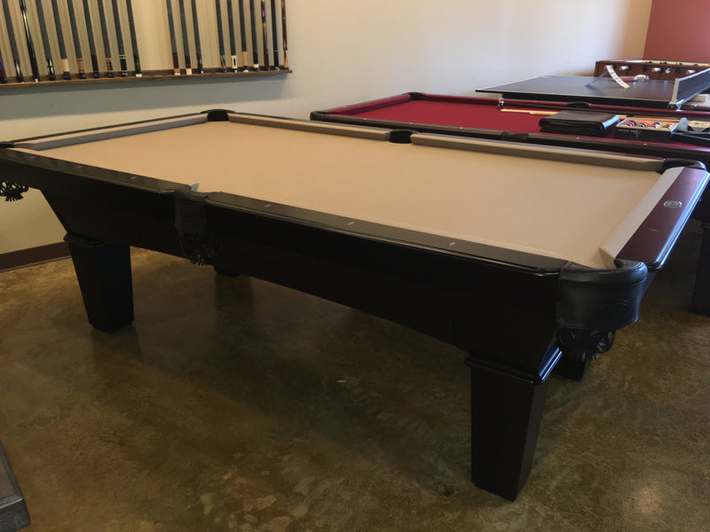 Olhausen Annabelle Pool Table side