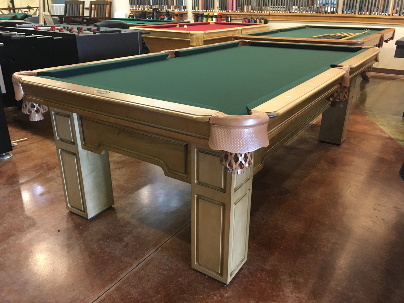 Olhausen Pool Table Best Home Interior - Olhausen 30th anniversary pool table price