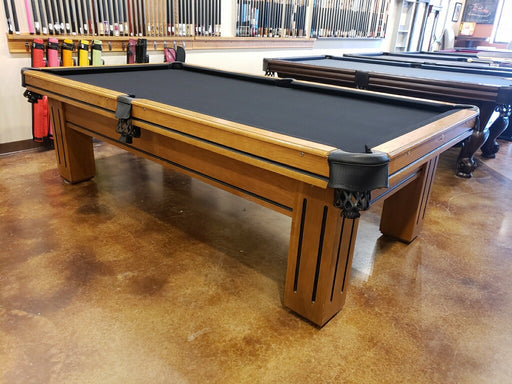 used Gandy pro 8' pool table main