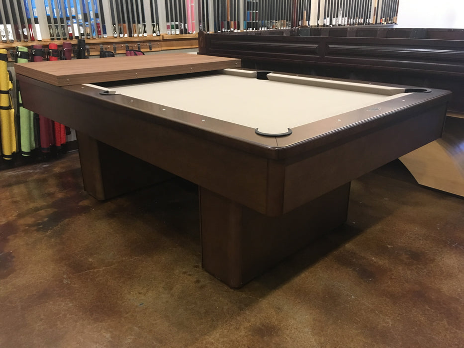Used Olhausen 7' Monarch Pool Table with Dining Top