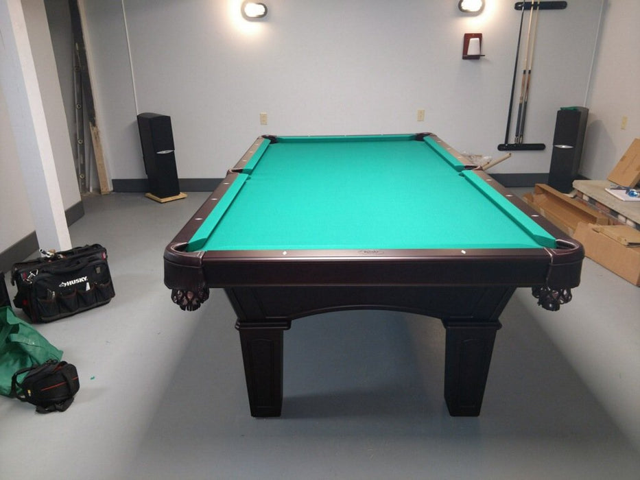 Olhausen Belmont Pool Table room